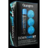 Zestaw do prania i impregnacji puchu Granger's Down Care Kit
