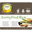 Ryż z owocami w sosie curry Adventure Food (1 Porcja)