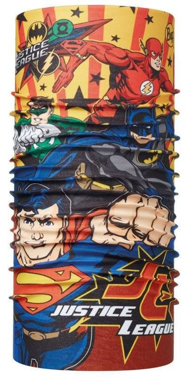 Chusta Junior Original Buff® Superheroes JL MULTI