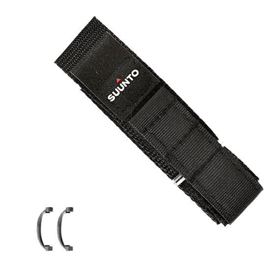 Pasek Suunto Vector Black Fabric Strap Kit