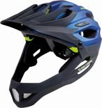 Kask rowerowy Alpina King Carapax