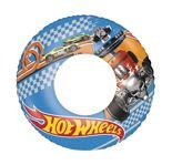 Kółko do pływania Bestway Hot Wheels 56 cm
