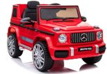 Mercedes G63 AMG Electric Ride On Car – Red