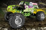 Model RC Axial SMT10 Grave Digger Monster Truck 4WD 1:10 RTR (AX90055)