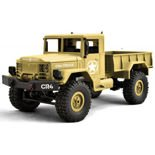 Model RC Funtek CR4 1:16 4WD piaskowy (KIT) (FTK-CR4-SD-KIT:)
