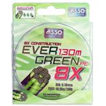 Plecionka Asso Ever Green 8X 0.41mm, 300m