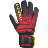 Rękawice bramkarskie REUSCH FIT CONTROL RG OPEN CUFF JUNIOR
